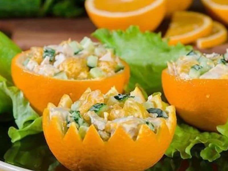 свинья в апельсинах рецепт