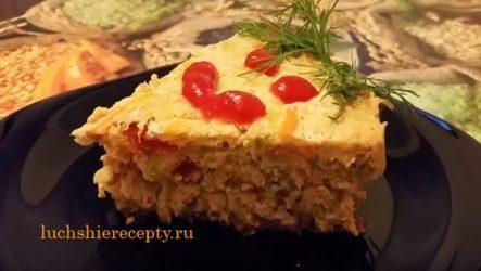 Запеканка из капусты с мясом в мультиварке – вкусный и простой рецепт