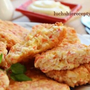 Котлеты из крабовых палочек - очень вкусный рецепт с фото пошагово