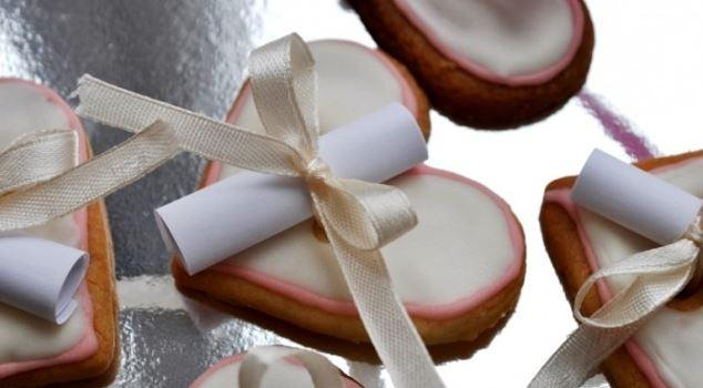 печенье сердечки на 14 февраля