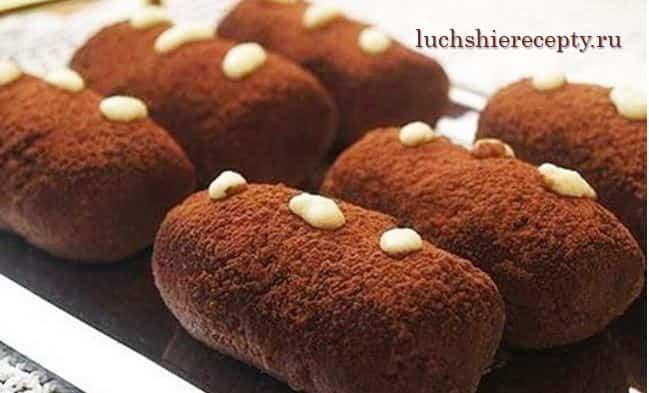 Пирожное «Картошка» рецепт классический в домашних условиях