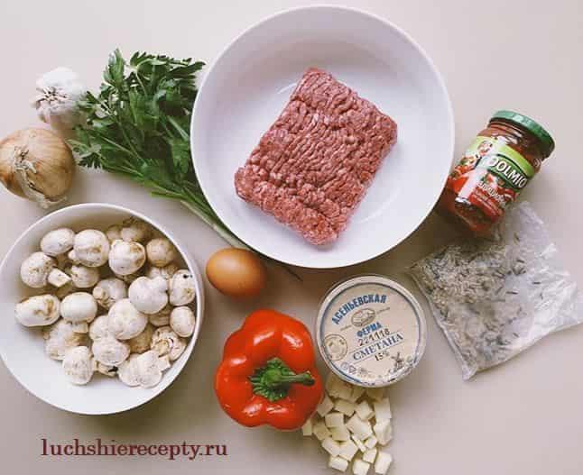 рецепт тефтелей в сливочно-томатном соусе