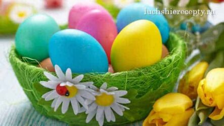Как Покрасить Яйца на Пасху Своими Руками – 15 Новых Идей Покраски Яиц
