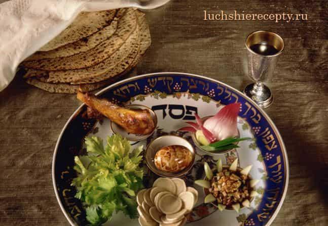 Еврейская Пасха - история праздника