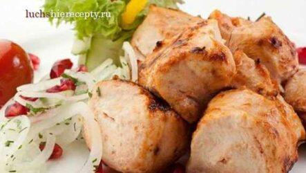 Шашлык из Курицы Маринад Самый Вкусный и Сочный Рецепт