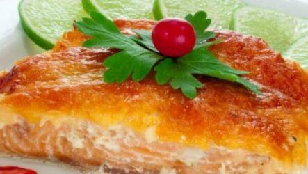 Горбуша Запечённая в Духовке – Рецепт с Сыром и Помидорами