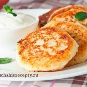 Сырники из Творога с Манкой – Пышные и Вкусные