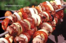 Шашлык на Кефире из Свинины - Рецепт Быстрого Приготовления