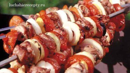 Шашлык на Кефире из Свинины – Рецепт Быстрого Приготовления