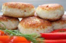 Котлеты из трески простые и вкусные – пошаговый рецепт с фото