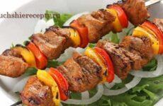 Шашлык из свинины классический - пошаговый рецепт с фото