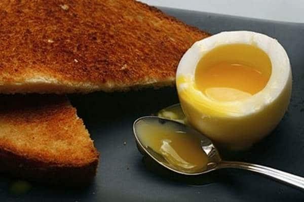 как варить яйца всмятку сколько минут