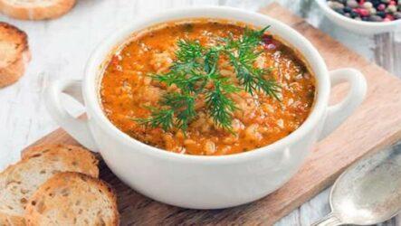 Суп Харчо из Курицы с Рисом – Простой Классический Рецепт