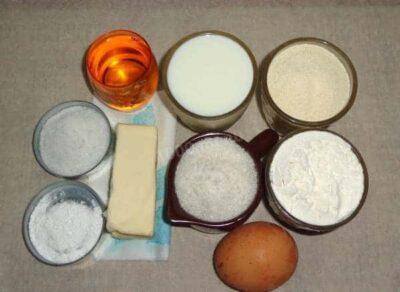 рецепт манника на молоке в духовке