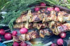 Шашлык из Свинины в Майонезе – Простой и Вкусный Рецепт Маринада