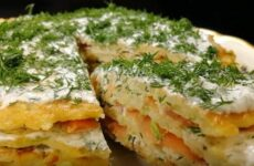 Торт из Кабачков Рецепт с Фото Пошагово на Сковороде
