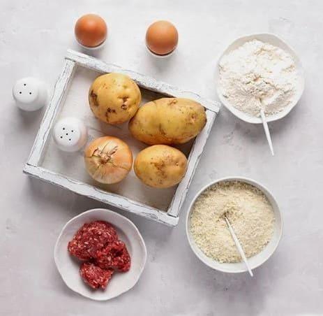 продукты для зараз картофельных