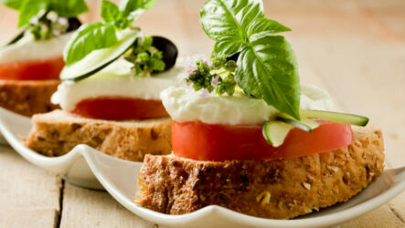 Закуски на праздничный стол простые и вкусные рецепты с фото