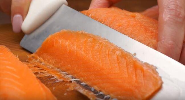 красная рыба как засолить в домашних условиях