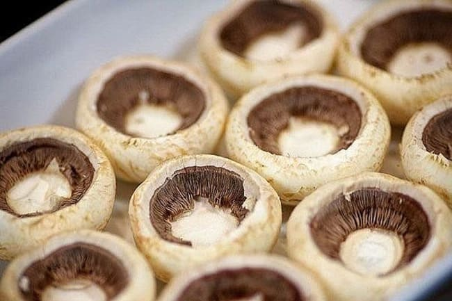 начинка для фаршированных грибов