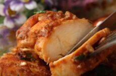 Рецепты из куриной грудки быстро и вкусно