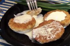 Рисовые биточки простые - рецепт в духовке