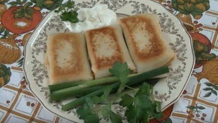 Блинчики с капустой и яйцом рецепт самый вкусный