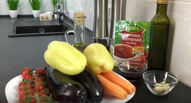 что нам понадобится для салатика