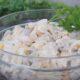 Салат из консервированных шампиньонов за 5 минут