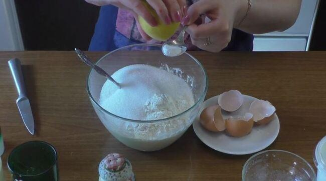 соду можно погасить соком лимона
