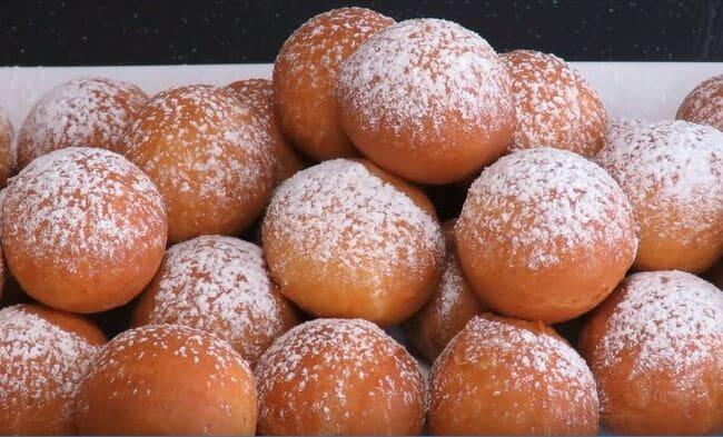 творожные шарики жаренные в масле пышные и вкусные