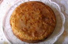 Яблочный пирог на кефире в духовке: очень пышный и вкусный рецепт