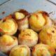 Картофель с беконом в духовке очень вкусный и простой рецептик