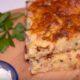 Картофельная запеканка в духовке простой и вкусный рецепт