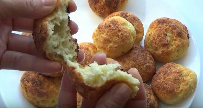 рецепт творожных пончиков в духовке