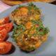 Тефтели в сметано томатном соусе на сковороде