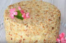 Торт Наполеон рецепт классический в домашних условиях
