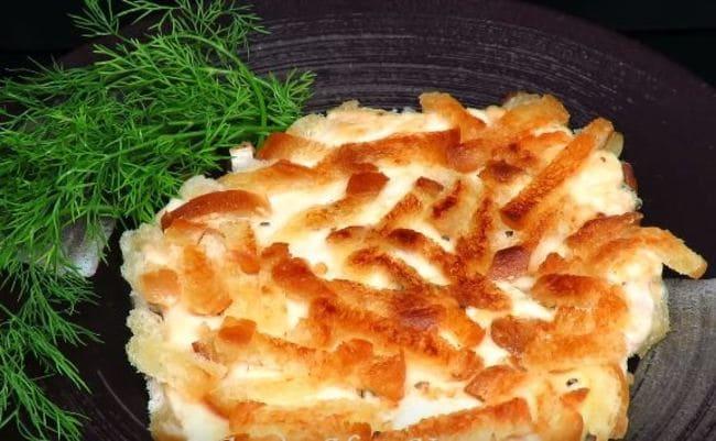 рецепт шницеля по-министерски из курицы