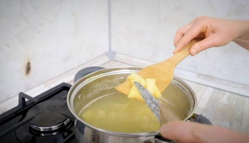 картошка будет уже мягкая