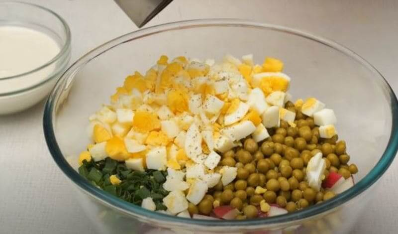 на вкус салат перчим
