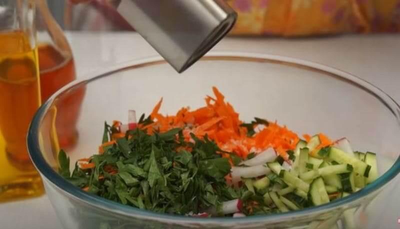 перчим салатик на ваш вкус
