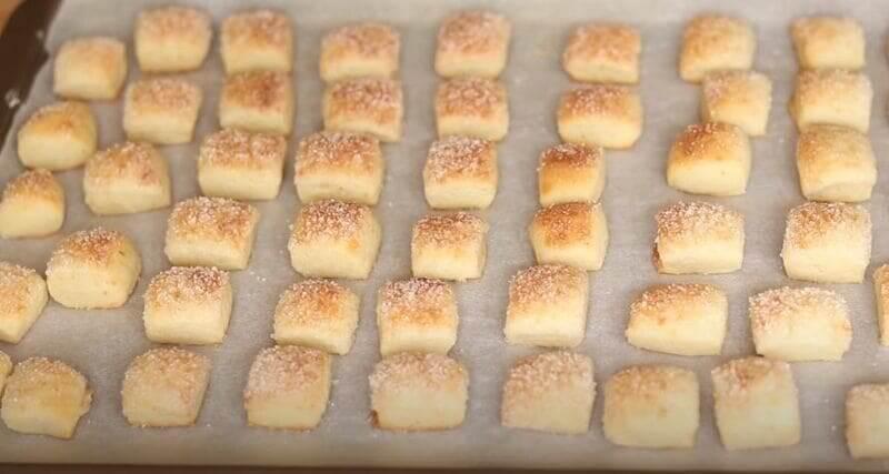 рецепт печенья на кефире