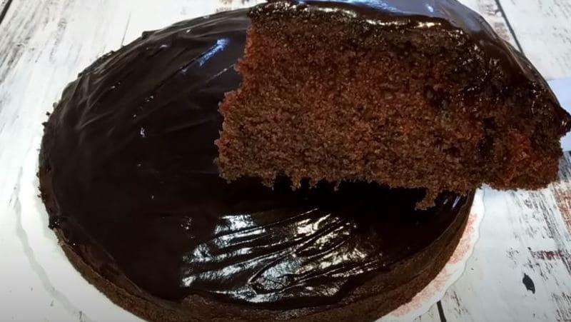 как приготовить шоколадный пирог с какао в духовке