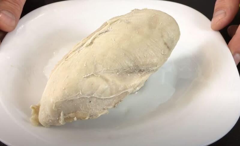 отварное куриное филе