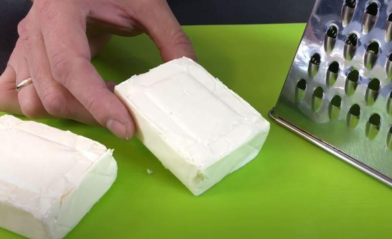 плавленый сыр трем на крупной терке