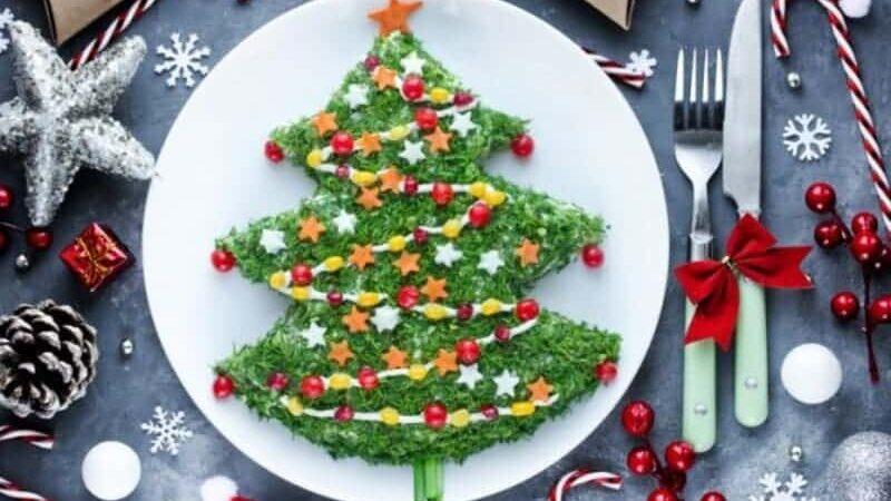 Салаты на Новогодний стол 10 простых и вкусных салатов