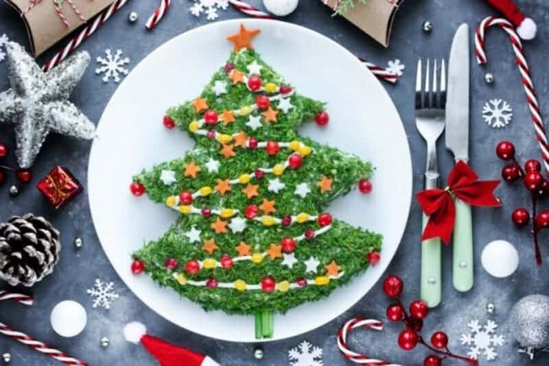 салаты на новогодний стол