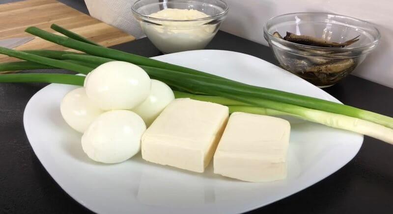 начинка для фаршированных яиц