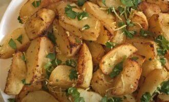 картофель по гречески