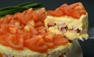 салат с курицей грибами сыром и яйцом